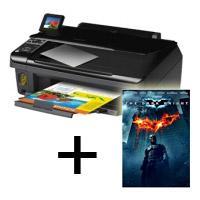 Multifunctionele printers - Epson Stylus SX405-NON 34ppm All in One  Met gratis Batman 'The Dark Knight' DVD! - C11CA20312CK