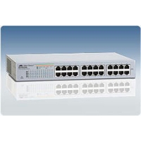 Hubs en switches - Allied Telesis Switch 24x FE AT-FS724L - AT-FS724L