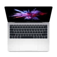Notebooks - Apple MacBook Pro 13 2.3Gi5 128GB Zilver NL/Qwerty - MPXR2N/A