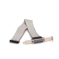 Printerkabels - Supermicro Parallelport Slotblech  / C008 - CBL-0081L
