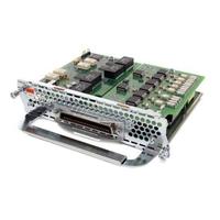 Netwerk hardware overige - Cisco HIGH DENSITY VOICE/FAX **New Retail** - EVM-HD-8FXS/DID=