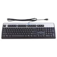 Toetsenborden - HP Keyboard Danish Zwart **New Retail** - DT528A#ABY