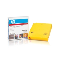 Overige opslagmedia - HP LTO Ultrium 3 data cartridge 400 / 800GB RW - C7973A
