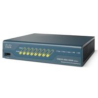 Firewalls - Cisco ASA 5505 APPLIANCE met SW **New Retail** - ASA5505-K8