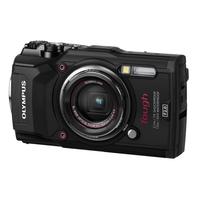 Digitale fotocameras - Olympus TG-5 Zwart - V104190BE000