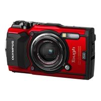Digitale fotocameras - Olympus TG-5 Red - V104190RE000