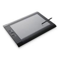 Tekentabletten - Wacom Intuos4 XL CAD - Digitizer en cursorset - 30.5 x 46.2 cm - elektromagnetisch - met bekabeling - USB - zwart - PTK-1240-C