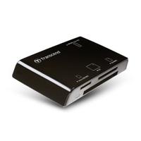 Geheugenkaartlezers - Transcend P8 - Kaartlezer - 13 in 1 (Meerdere formaten) - USB 2.0 - TS-RDP8K