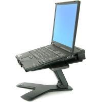 Notebookarmen en steunen  - Ergotron Neo-Flex Notebook Lift Stand - Notebookstandaard - zwart - 33-334-085