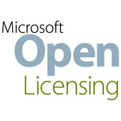 Office suites - Microsoft Office Sngl SoftwareAssuranceOLP 1License NoLevel - 021-05624