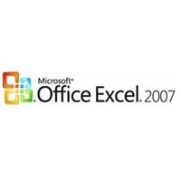Spreadsheets - Microsoft Excel Sngl SoftwareAssurance OLP 1License NoLevel - 065-03527