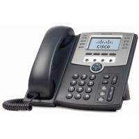 Telefoon - Cisco Small Business SPA 509G - VoIP-telefoon - SIP, SIP v2, SPCP - multiline - zilver, donkergrijs - voor Small Business Pro Unified Communications 320 met 4 FXO - SPA509G