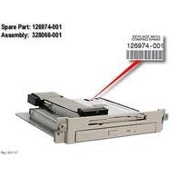 Disk, zip en optical drives - HP DRIVE,CD/DSKT,SLIMLINE - 126974-001