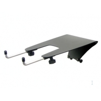 Notebookarmen en steunen  - Ergotron LX Notebook Tray attaches to LX Arm - 50-193-200