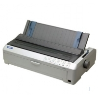 Matrix printers - Epson LQ 2090 - Printer - monochroom - dotmatrix - 420 x 420 mm, 406 mm (breedte) - 360 x 180 dpi - 24 pin - tot 658 tekens/sec - parallel, USB - C11C559012