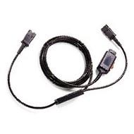 Telefoon kabels - Plantronics Y-connector Training cable - 27019-01