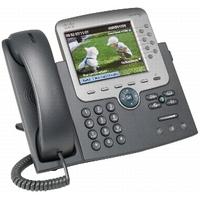 Telefoon - Cisco IP PHONE 7975 GIG **New Retail** - CP-7975G-CH1