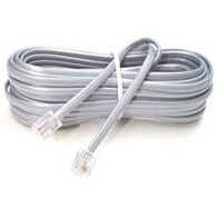 Telefoon kabels - Microconnect ModularCable RJ11 6P/4C 10m Modular Cable - MPK190