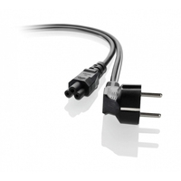 Notebook acc. - Belkin LAPTOP EURO POWER CORD met C5 CONNCTR - CC1002R1.8M
