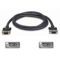 Kabels - Belkin MONITOR CABLE VGA/SVGA MALE TO MALE COAX       Engels (UK) - F3H982B03M