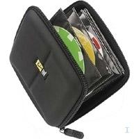 Overige opslagmedia - Case Logic CD/DVD Wallet CDE 24 Case CDE2424x Hart 12 maanden garantie - CDE24