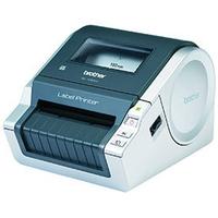 Label printers - Brother QL-1060N - Etiketprinter - thermisch papier - Rol (10.2 cm) - 300 dpi - tot 110mm/sec - USB. Netwerk. serieel - QL-1060N
