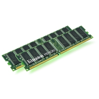 Geheugenuitbreiding - Kingston - DDR2 - 2 GB - DIMM 240-pins - 800 MHz / PC2-6400 - CL6 - niet-gebufferd - niet-ECC - voor HP Business Desktop dc7800  Pavilion d4965, d4975  HPE Compaq Business Desktop dc7700 - KTH-XW4400C6/2G