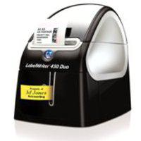 Label printers - DYMO LabelWriter 450 Duo - Etiketprinter - thermisch papier - 600 x 300 dpi - tot 71 etiketten/minuut - USB - S0838920
