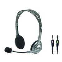 Headsets - Logitech H110 Stereo Headset - 981-000271