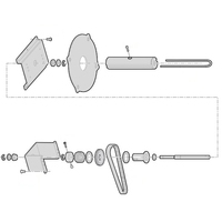Bon printers - Honeywell Rewinder Internal rewinder, liner take up (Field installable), for Honeywell PD41/PD42 - 1-207084-800