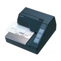 Matrix printers - Epson TM-U295, LPT, zwart recept printer, dot-matrix printen, printbreedte (max.): 65 mm, snelheid(max): 2.1lps, parallel, ESC/POS, apart bestellen, interface kabel, voeding, kleur: zwart - C31C178262