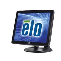 Touch screen monitoren - Elo 1515L, 38.1 cm (15), AT, donkergrijs touch monitor (4:3), 38.1 cm (15), AccuTouch, 1024x768 pixels, VESA mount, 14,2ms, helderheid: 200cd, kijkhoek: 140/115°(H/V), contrast: 450:1, VGA, touch interface: USB, RS232, netsnoer (EU), kleur: donkergrijs - E344320