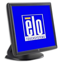 Touch screen monitoren - ELO Digital Office 1915L, 48.3 cm (19), AT, donkergrijs touch monitor (4:3), 48.3 cm (19), AccuTouch, 1280x1024 pixels, VESA mount, 5ms, helderheid: 187cd, kijkhoek: 160/160°(H/V), contrast: 800:1, VGA, touch interface: USB, RS232, netsnoer (EU), kleur: donkergrijs - E607608