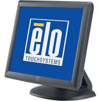 Touch screen monitoren - Elo 1715L, 43.2 cm (17), IT, donkergrijs touch monitor (5:4), 43.2 cm (17), IntelliTouch, 1280x1024 pixels, 25ms, helderheid: 258cd, kijkhoek: 140/123°(H/V), contrast: 800:1, VGA, touch interface: USB, RS232, netsnoer (EU), kleur: donkergrijs - E719160