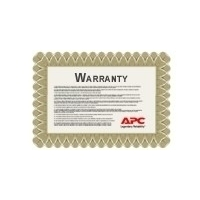 Garantie uitbreiding - APC 1 jaar EXTENDED Garantie (RENEWAL OR HIGH V - WEXTWAR1YR-SP-02