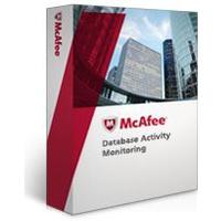 Antivirus en beveiliging - McAfee Database Activity Monitoring - 1 jaar Gold Software Support - 5001 t/m 10000 - DBMYCM-AA-IG