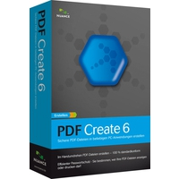 Desktop publishing - Nuance PDF CREATE 6 101-250 - LIC-M009-W00-B/ENG