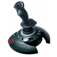 Joysticks en gamepads - Thrustmaster Thma T Flight Stick X PC/PS3 24 maanden garantie - 4160526