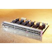 Hubs en switches - Cisco CATAL 4500 FE SWITCHING MODULE **New Retail** - WS-X4148-FX-MT=