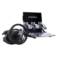 Joysticks en gamepads - Thrustmaster T500 RS Racing Realistic wheel and (100% metal) pedal set Gran Turismos flagship steering wheel - 4160566