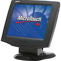 "Touch screen monitoren - Vikuiti 17"" MicroTouch Display M1700SS, Black, USB - 11-91378-225"