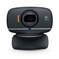 Webcams en netwerkcameras - Logitech Webcam C525 Zwart - 960-000722