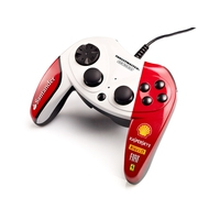 Joysticks en gamepads - Thrustmaster F1 Dual analog Gamepad Ferrari 150th Italia exclusive edition - 2960733