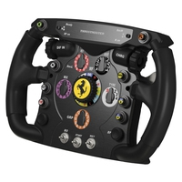 Joysticks en gamepads - Thrustmaster Add-On for use met RS series Exact replica of F1 Ferrari 2011 Authentic Gearshift Levers PC - 2960729