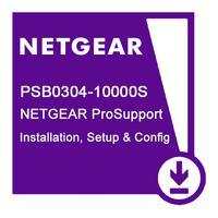 Garantie uitbreidingen - Netgear Professional Installation Setup + Configuration - Remote Access Service for ReadyNAS/ReadyDATA/Managed Switches - E-License - PSB0304-10000S