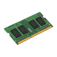 Desktops - Kingston 4GB DDR3 1333MHz Non-ECC CL9 SODIMM SR x8 - KVR13S9S8/4