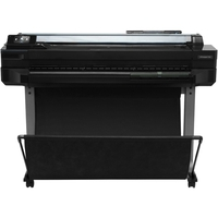 Plotters - HP Designjet T520 36inch 2400dpi 1GB Color touchscreen wireless USB 2.0 35sec/page on A1/D 70A1/D prints per Uur HP GL/2 technology - CQ893A#B19