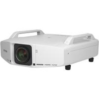 Projectoren - Epson EB-Z8450WUNL - LCD-projector - 7000 lumens - WUXGA (1920 x 1200) - 16:10 - HD 1080p - geen lens - Netwerk - V11H462940