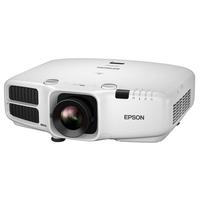 Projectoren - Epson EB-G6050W - LCD-projector - 5500 lumens - WXGA (1280 x 800) - 16:10 - HD - Netwerk - V11H511040