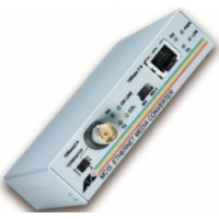 Transceivers en media converters - Allied Telesis 10T to BNC Media Converter **Refurbished** - AT-MC15